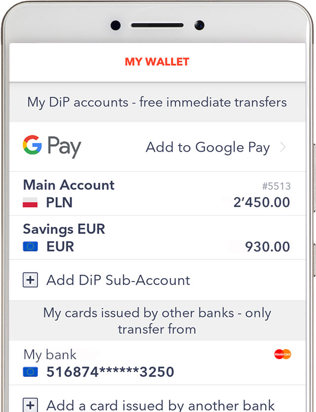 DiPocket - G Pay