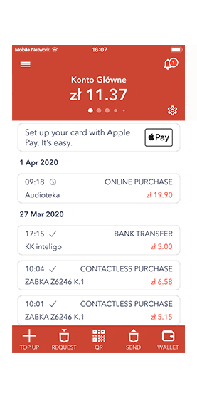DiPocket - Banking for the mobile generation